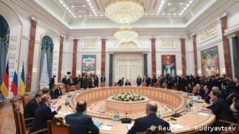Минские переговоры, 11 февраля 2015 года