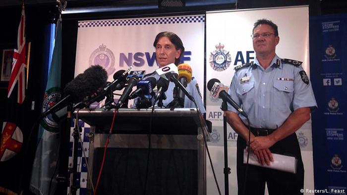 Sydney terror suspects plans revealed