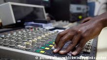 Burundi Radiostation Radio Isanganiro