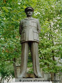 Arthur Harris Denkmal in London (picture alliance/akg-images)