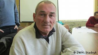 Федір Лущик втратив сина у котлі під Зеленопіллям на Луганщині