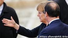Ukraine Konferenz in Minsk Merkel