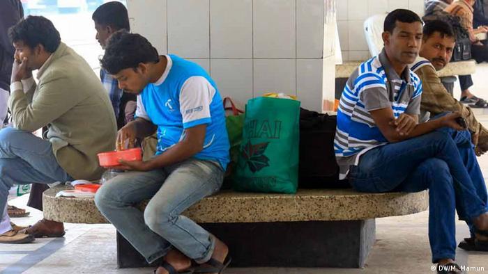Bildergalerie Bangladesch Unruhen