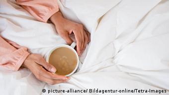 Ακόμη και στο κρεβάτι κάνει καλό ο καφές