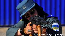 Afghanische Polizistinnen