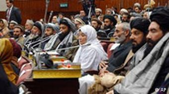 Afghanistan Parlament in Kabul
