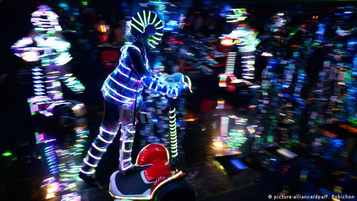 Bildergalerie Roboterrestaurant in China