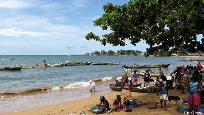 A pesca em São Tomé foi tema duma coprodução