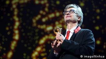 Berlinale 2015 Goldener Ehrenbär für Wim Wenders