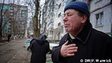 Ukrainian lamenting (Photo: Filip Warwick)