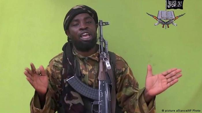 Abubakar Shekau (picture alliance/AP Photo)