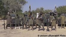 Boko Haram Kämpfer