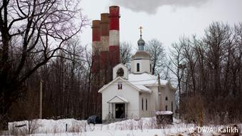 Церковь в Пикалеве