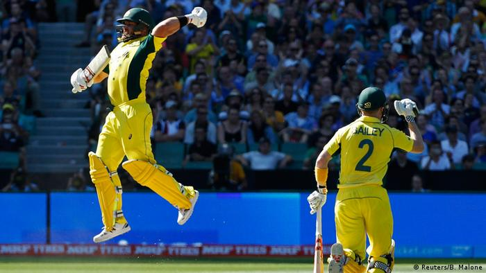 World Cup Cricket 2015 Australien vs England