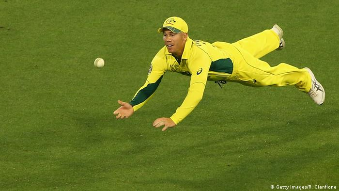 World Cup Cricket 2015 Australien vs England (Getty Images/R. Cianflone)