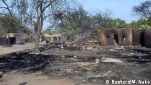 Tschad Boko Haram greift Ngouboua an