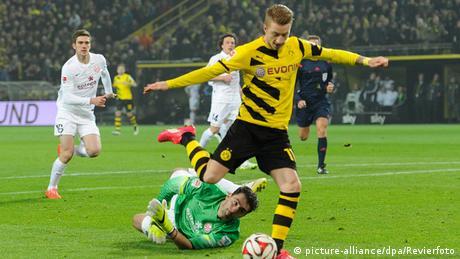 Fußball Bundesliga Borussia Dortmund vs. 1. FSV Mainz 05