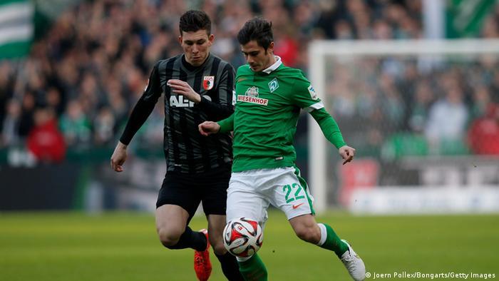 Fußball Bundesliga 21. Spieltag Werder Bremen vs. FC Augsburg