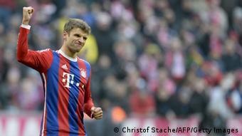 Fußball Bundesliga 21. Spieltag FC Bayern vs. Hamburger SV