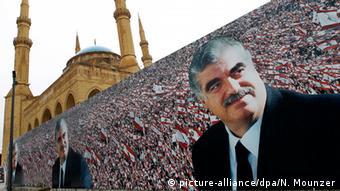 Τελετές μνήμης 10 χρόνια μετά τη δολοφονία του Ραφίκ Χαρίρι, το 2005