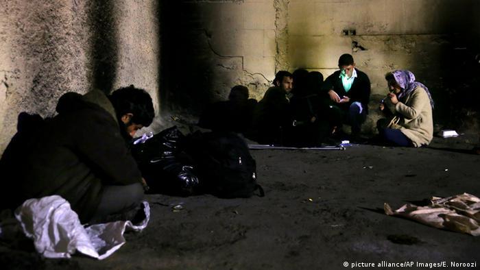 Bildergalerie Iran Drogensucht