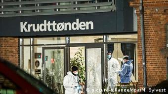 Dänemark Kopenhagen Schießerei Blasphemie Debatte