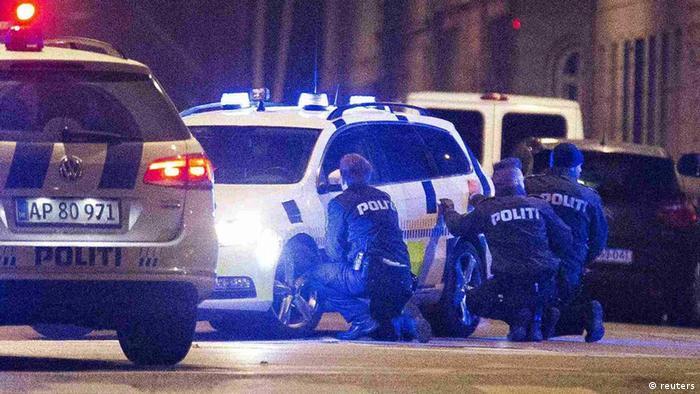kopenhagen terror attentäter dänemark synagoge kulturzentrum anschläge