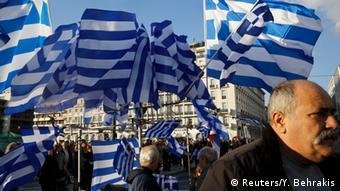 Η πλειοψηφία των Ελλήνων στο πλευρό της ελληνικής κυβέρνησης