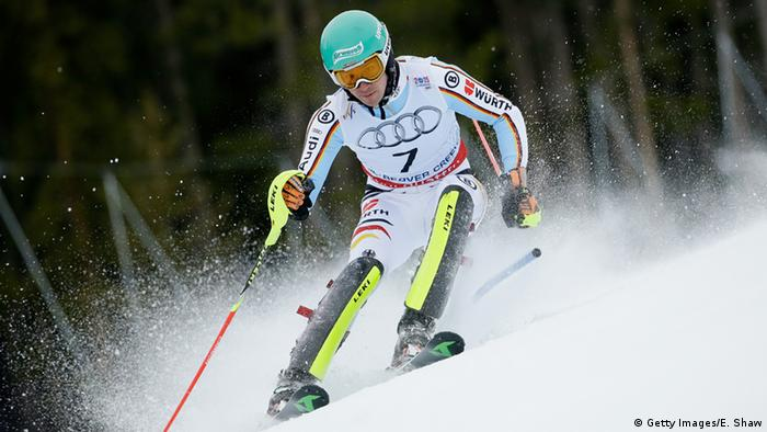 Ski WM Slalom Felix Neureuther