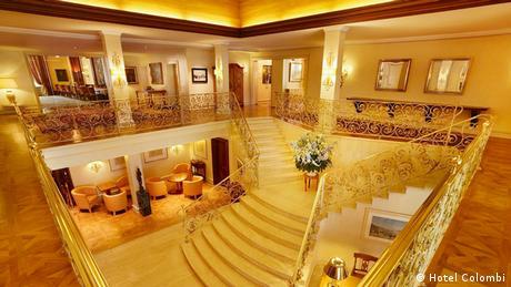 Bildergalerie Hotelklassiker in Deutschland EINSCHRÄNKUNG