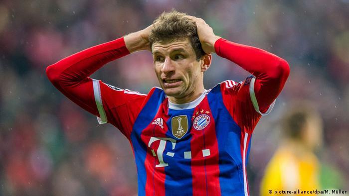 Champions League Bayern München vs ZSKA Moskau