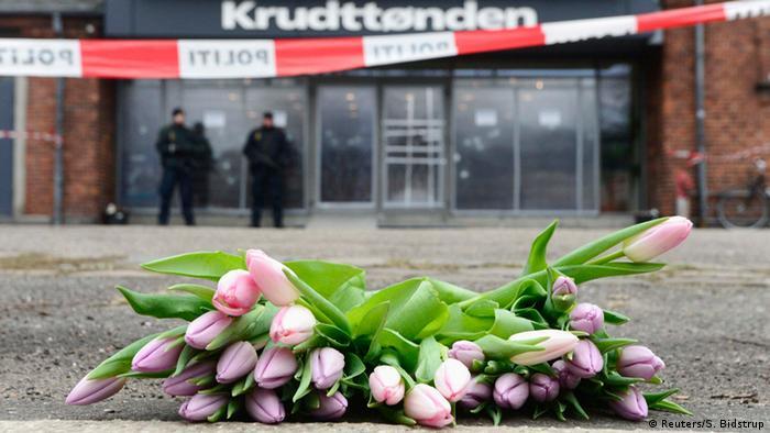 Dänemark Anschläge in Kopenhagen