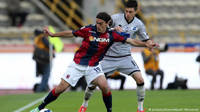 Fußball Bologna FC vs. Atalanta BC