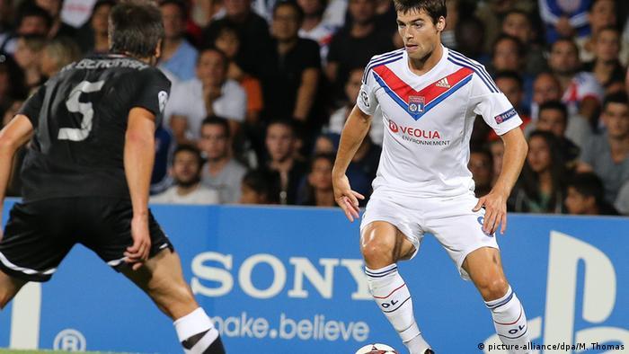 Fußball Olympique Lyonnais vs. Real Sociedad,
