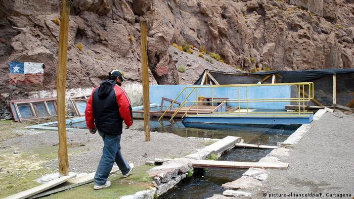 Bolivia Chile