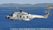 NH 90 Caiman Helikopter
