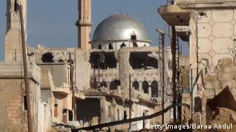 Syrien Hama Zerstörung