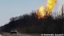 Ukraine-Konflikt: Kämpfe in Debalzewe trotz Waffenstillstand