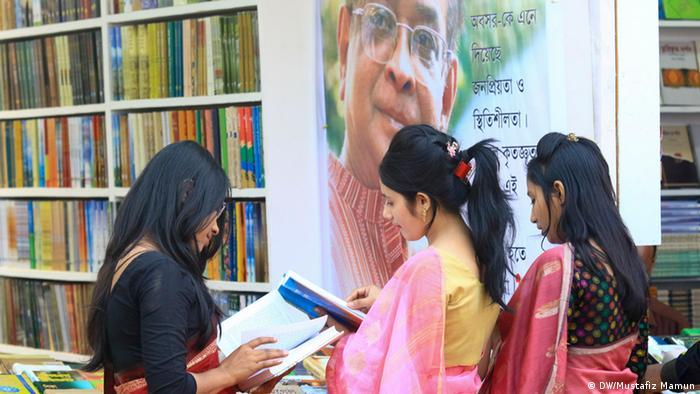Ekushey Buchmesse Bangladesch