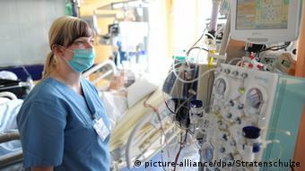 Στη Γερμανία το 15% των ασθενών σε μονάδες εντατικής θεραπείας προσβάλλονται από νοσοκομειακή λοίμωξη