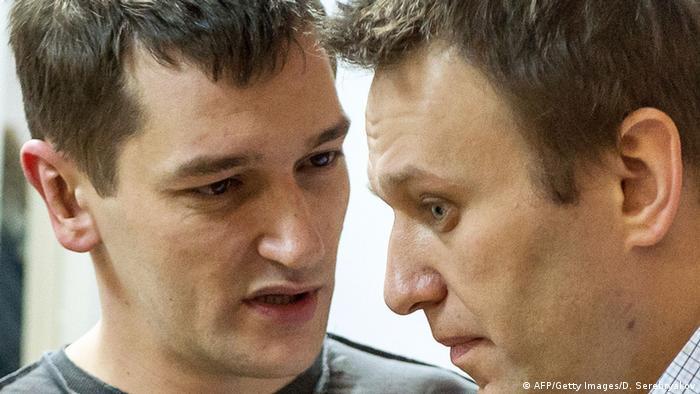 Олег и Алексей Навальные