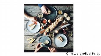 Instagram photo of food, Copyright: Instagram/Ezgi Polat