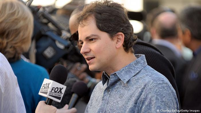 O diretor Carlos Saldanha