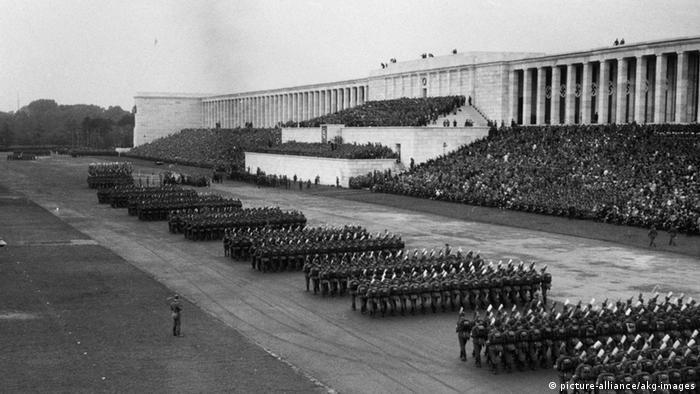 Nürnberg - Zeppelintribüne 1936