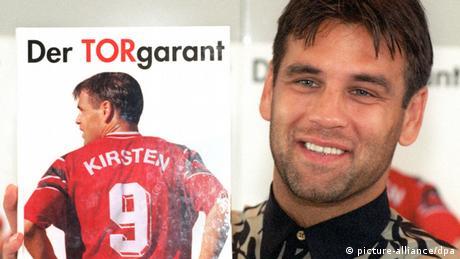 Fußball - Ulf Kirsten
