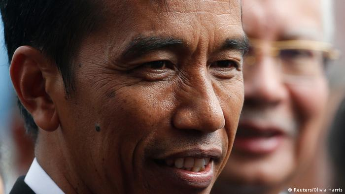 Joko Widodo (Reuters/Olivia Harris)
