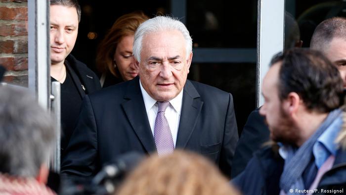 Strauss-Kahn Prozess Carlton Affäre