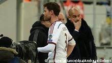 UEFA Champions League Xabi Alonso Schachtar Donezk FC Bayern München Ukraine