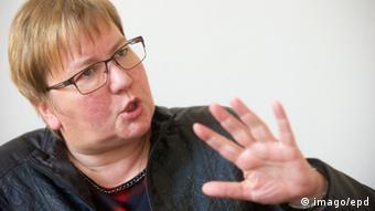 Die Ostbeauftragte Iris Gleicke (Foto: epd)