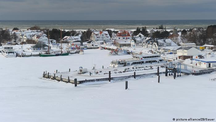 Hiddensee Island worth a visit during the winter